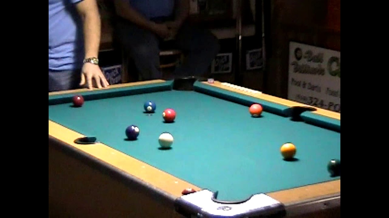 8-Ball Pool Tourney part Three  3-26-11