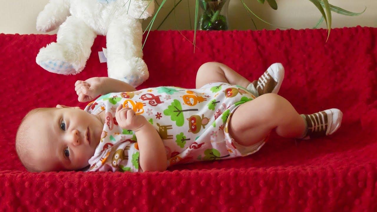 How To Sew A Newborn Baby Onesie