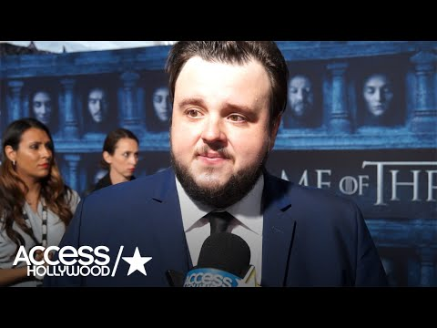John Bradley: Which 'Game Of Thrones' Celeb  Is He Most Surprised By?  Access Hollywood