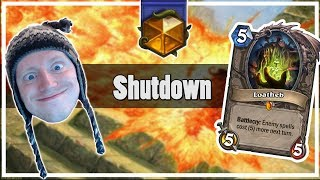 Hearthstone: How To Shutdown A Mage