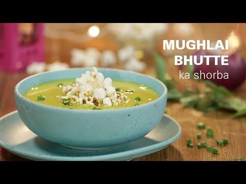 how-to-make-bhutte-ka-shorba-by-chef-kunal-kapoor-|-hamilton-beach-professional-juicer-mixer-grinder