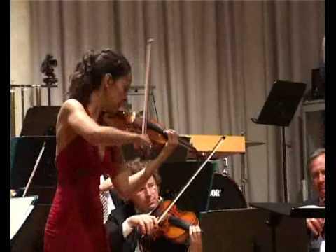 Tchaikovsky Violin Concerto, 3.Finale: Allegro vivacissimo 2/2