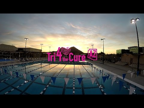 Tri for the Cure Arizona 2017 | Susan G Komen + Women for Tri (HD)
