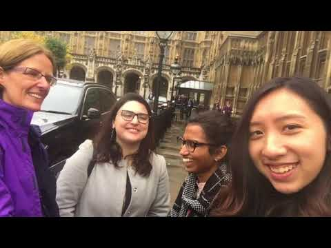 Environmental Law LLM students see law in action at House of Lords
