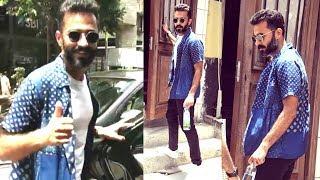 Sonam Kapoor's Husband Anand Ahuja SPOTTED At Bandra