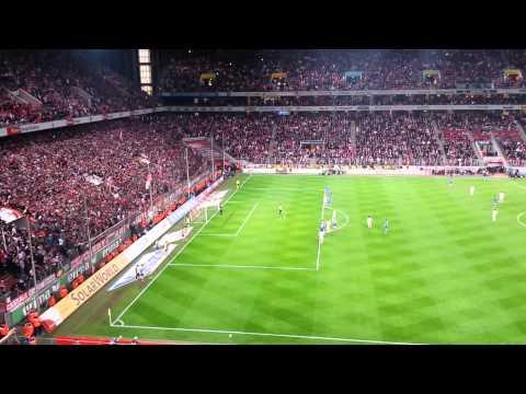1. FC Köln vs. VFL Bochum Tor zum 2:1 AUFSTIEG