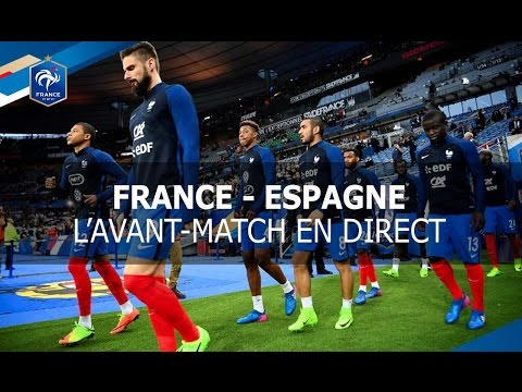 France - Espagne : L'avant match en direct !