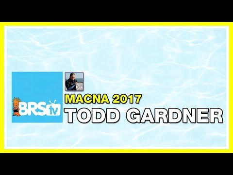Todd Gardner: Small actions / simple tools make a big difference in marine fish culture | MACNA 2017