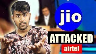 Download lagu JIO Attacks Airtel Jio vs Airtel IUC Charges Future and Current Situation BSNL VODAIDEA MP3