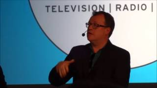 Russell T Davies at Radio Times Festival 2015