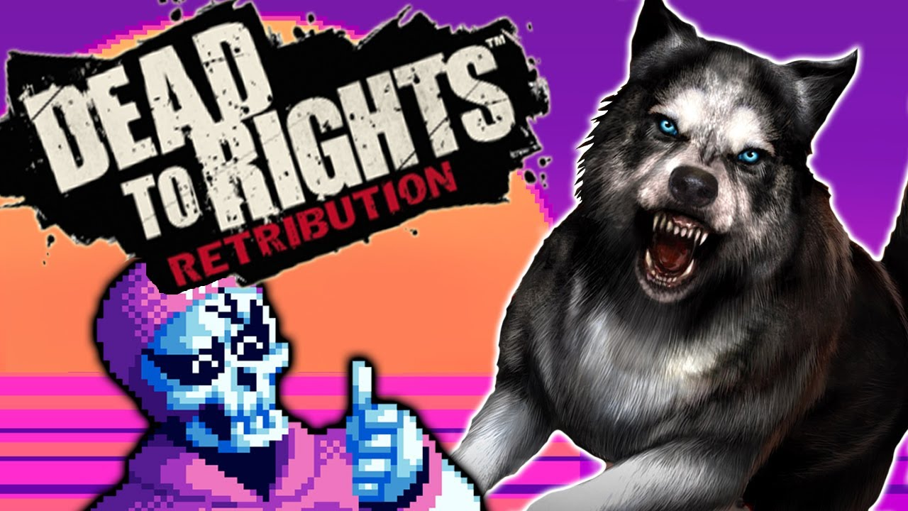 Shadow is best doggo! - Dead To Rights: Retribution (Xbox 360)
