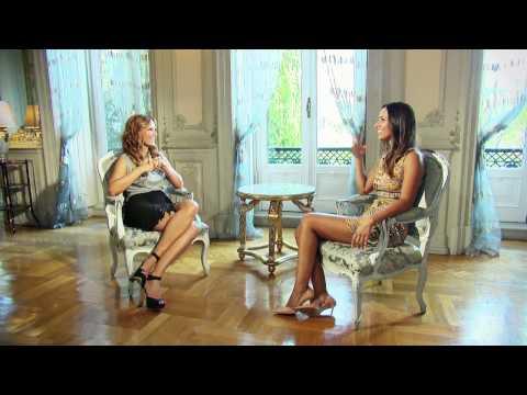 Revista Cristina   Making Of Entrevista Rita Pereira