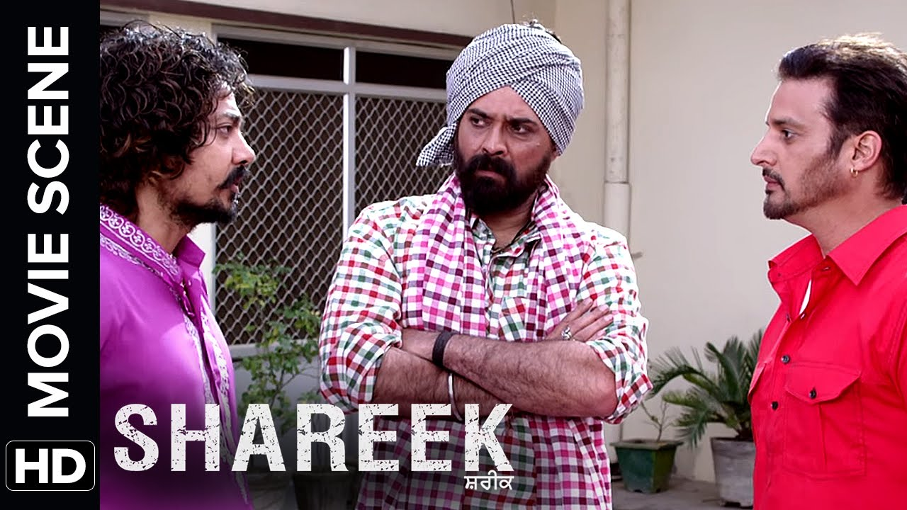 Download Two rivals fight over Mahie Gill | Shareek | Movie Scene