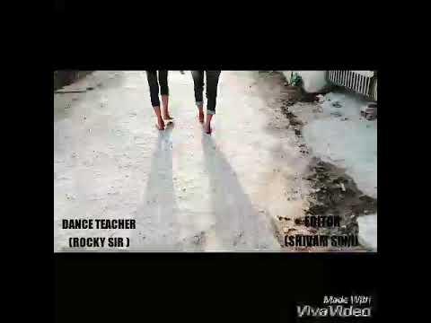 Bom diggy diggy (Hip hop dance ) by Gouri singh, vaishali keshari (ROCKY THE STEPUP DANCE ACADEMY)