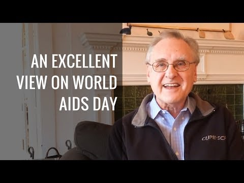 Stephen Lewis: Week in Review 178 — An excellent view on World AIDS Day