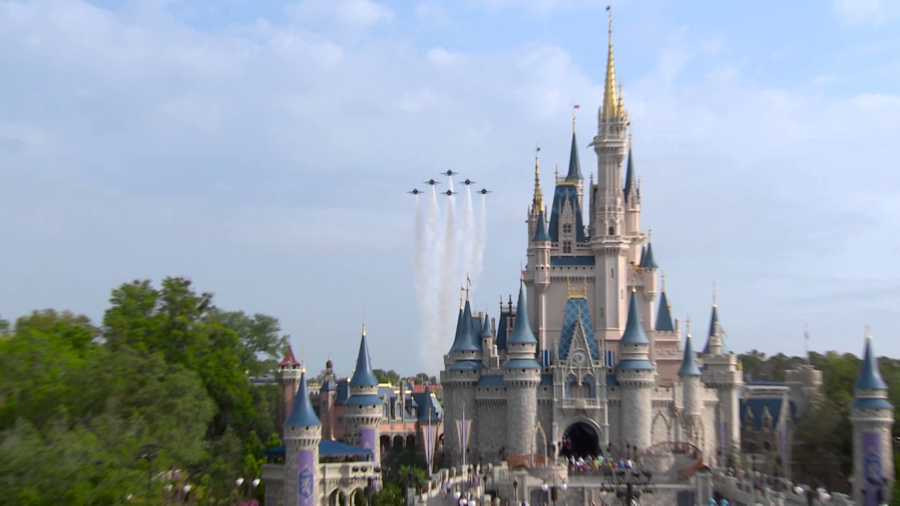 u-s-navy-blue-angels-fly-over-the-magic-kingdom