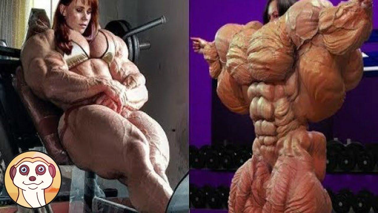 Le Persone Piu Muscolose Del Mondo.10 Culturiste Piu Muscolose Di Arnold Schwarzenegger Youtube