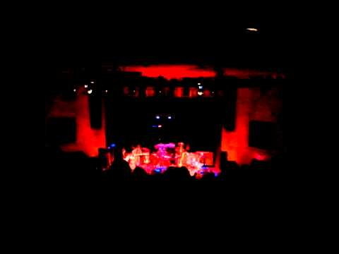 Brian Collins Band live at the Buckhead Theater performing