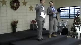 Cantata Igreja Batista Vida Nova 2013   Um Natal Inesquecível