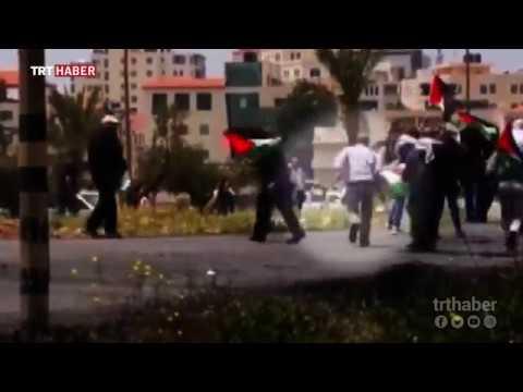 İsrail askerleri, sağlık görevlisini ve göstericiyi böyle vurdu