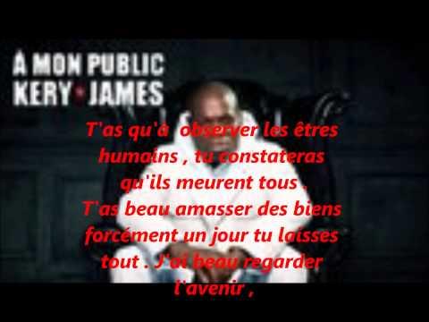 Kery James  Lettre a mon public