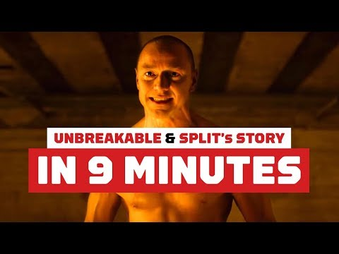 Unbreakable and Split's Story in 9 Minutes