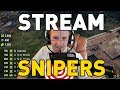 World of Tanks    STREAM SNIPERS!