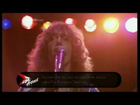 PETER FRAMPTON - Show Me The Way  (1976 UK TV Performance) ~ HIGH QUALITY HQ ~