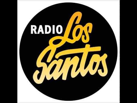 GTA V | Radio Los Santos | Kendrick Lamar - A.D.H.D