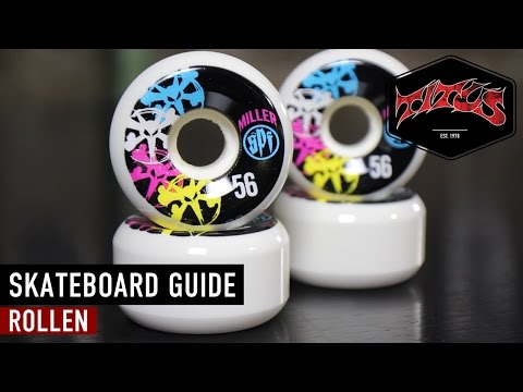 Skateboard | Setup | Rollen