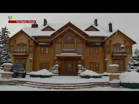 A Monument to Corruption: Yanukovych's Palace Three Years La