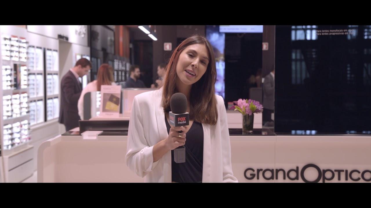 Inauguração GrandOptical Oeiras Parque - YouTube c1b500a694