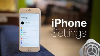 10 iPhone Settings You Should Change Right Now
