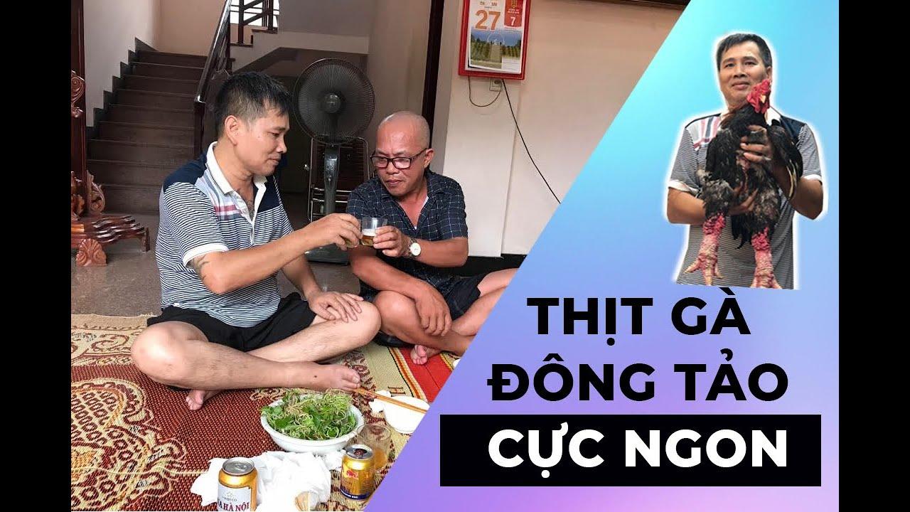 Bình QN - Thịt Gà Đông Tảo Cùng Hai Thành Viên CLB Hon Da 67 Quảng Ninh | Nguyễn Xuân Bình Vlogs
