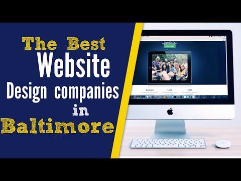 Website design companies baltimore - Get the best help today