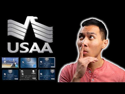 USAA Credit Cards (Best To Worst)