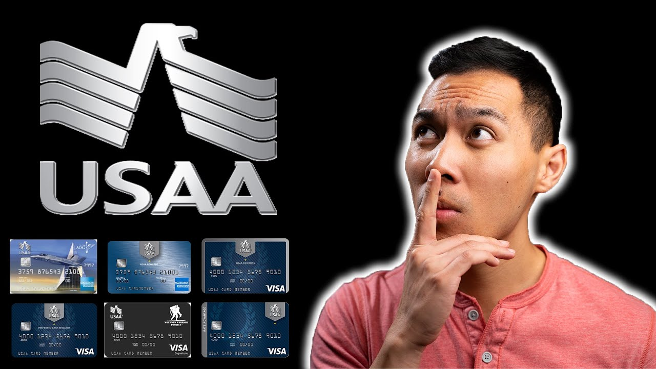 Usaa Credit Cards Best To Worst Youtube