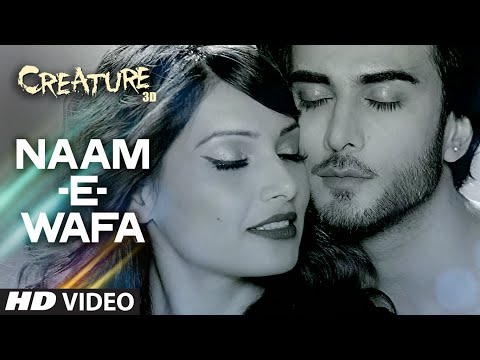 Naam E Wafa Video Song  Creature 3d  Farhan Saeed, Tulsi Kumar  Bipasha Basu