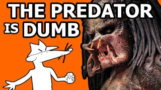 The Predator Is Such a Dumb Movie That I Made an Hour-Long Video About How Dumb It Is