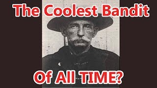 The Bizarre Story of the Coolest Bandit Ever | Bill Miner