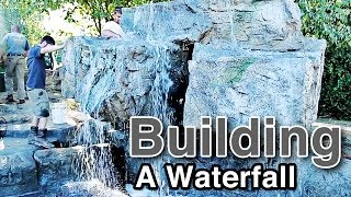 Building A Waterfall - Episode 4
