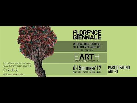 Florence Biennale Gold Medal Winner Louise Giblin