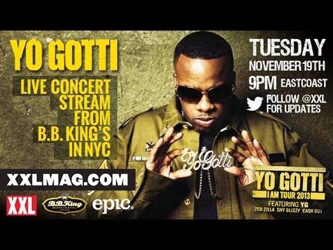 XXL Presents: Yo Gotti Live Concert Stream from NYC