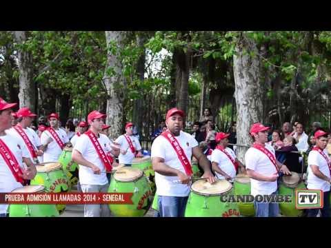 Senegal - Prueba De Admisión Llamadas 2014 - Candombe TV