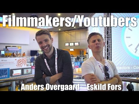Interview with Anders Overgaard and Eskild Fors, Filmmakers/Youtubers from Norway