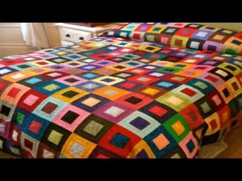 Easy Quilt Patterns Free Download Rainbow Quilt Ideas
