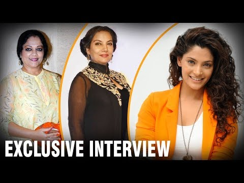 "Saiyami Kher: ""Shabana Azmi and Tanvi Azmi Have INFLUENCED Me A lot"""