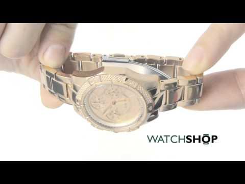 Guess Ladies' Mini Phantom Watch (W0235L3)