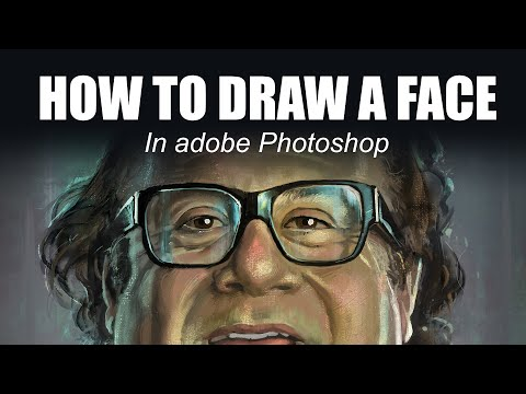 how-to-draw-a-face-danny-devito's-face