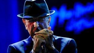 Musician Leonard Cohen dies